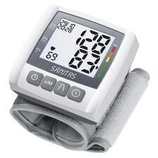 Beurer Sanitas SBC 21 Handgelenk-Blutdruckmessgerät Blutdruck Messgerät Puls