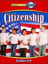 TimeLinks: Fourth Grade, Citizenship book (4-6)