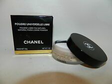 Chanel 1 oz Natural Finish Loose Powder #2 with Puff  NEW 30 g