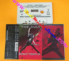 MC THE CULT Sonic temple 1989 italy BEGGARS RECORDS BEGC 98 no cd lp dvd vhs