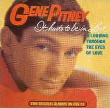 "Gene Pitney: ""It hurts...& Looking..."" (2 in 1CD)"