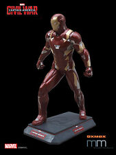 CAPTAIN AMERICA CIVIL WAR IRONMAN FIGUR MUCKLE LEBENSGROSS MARVEL INCL. LED KIT