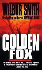 Golden Fox, Wilbur Smith, Good Condition, Book