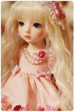 Bjd 1/6 Doll  Gril  Uri bjd doll FACE MAKE UP+FREE EYES-Uri