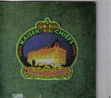 Kaiser Chiefs-Everyday I Love You Less And Less cd single