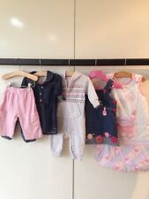 Mothercare,George,TU,H&M Baby Girls Age 3-6 Month Clothing Bundle  K2687