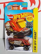 Hot Wheels New For 2015 #104 Aero Pod Dark Orange From RLC Factory Set