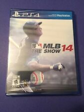 MLB 14 The Show for PS4 NEW