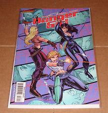 1998 Image Comics Danger Girl #1 1st Print J Scott Campbell