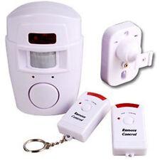 Motion Sensor Detector Shed Garage Alarm System