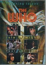 The WHO, live at the isle of wight festival 1970/ Film in DVD- 85 minuti - ST577