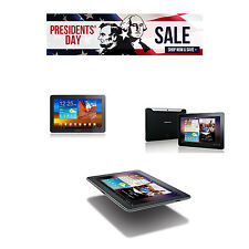 Refurbished Samsung Galaxy Tab 10.1in Android GT-P7510 16GB WiFi Metallic Gray