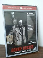 DVD-Donnie Brasco- film 1997-Johnny Depp,Al Pacino- regia: Mike Newell