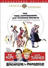 BACHELOR IN PARADISE (1961 Bob Hope) remastered Region Free DVD - Sealed