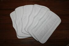 6 Euro Pro Shark Steam Mop Replacement Microfiber Pads S3101 S3250 S3251
