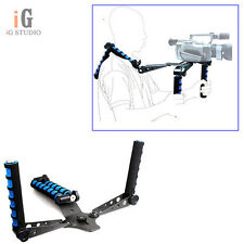DSLR Rig Shoulder Mount for Canon EOS 550D 600D 60D 50D 1D 7D 5D Mark II Camera