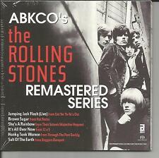 ROLLING STONES Remastered 6 SONG SACD GOLD DISC PROMO SAMPLER DJ CD SEALED 2002