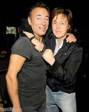 Paul McCartney and Bruce Springsteen 8x10 Photo 020