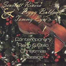 Contemporary Piano & Cello Christmas Classics - Scarlet Rivera, Peggy Baldwin