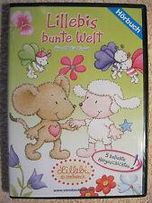 CD Hörspiel Lillebis Bunte Welt  Für Kinder