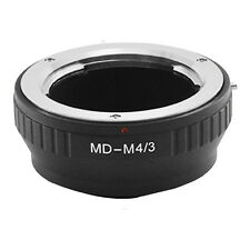 Camera Lens Adapter Minolta MD Lens to Micro 4/3 M43 M4/3 Mount GF1 GF2 GH2 G2