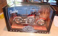 Barbie Harley-Davidson Fat Boy Motorcycle still in box CHEAPEST ON EBAY LAST ONE