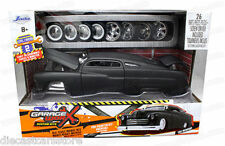 JADA KIT GARAGE WORK 1951 FORD MERCURY PRIMER BLACK 1/24 DIECAST NEW 97056