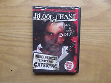 Blood Feast 2: All U Can Eat (DVD, 2003, Edited; R-Rated Version) New