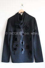 100% auth COMME DES GARCONS HOMME PLUS cut out back hoodie hooded jumper M