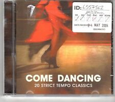(GM342) Come Dancing, 20 Strict Tempo Classics - 2004 CD