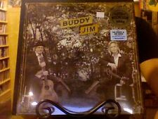 Buddy Miller Jim Lauderdale Buddy and Jim LP sealed 180 gm vinyl New West