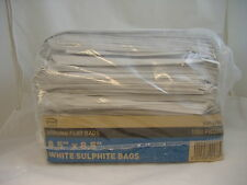 Blanco Sulfito bags-packaging food-cafe-sandwiches 250 Por Caja Cant X 1 Gratis Del