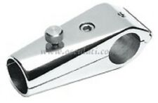 FLAGPOLE HOLDER Stainless Steel for Boat Yacht Sailing Flag Pole 25mm FLAGH25