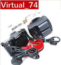 Canon EOS 50D  15.1 MP Digital SLR Body Low 18535 Shutter - Free UK P & P