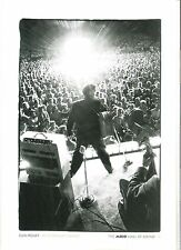 ELVIS PRESLEY 'in Memphis 1956' Mojo magazine print on card 11x8 inches
