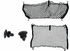 Floor + Envelope Cargo Net Kit For Jeep Compass Patriot Renegade 2007 - 2016 NEW