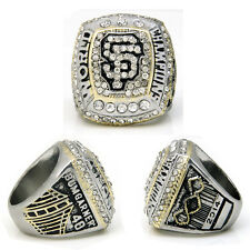 2014 SAN FRANCISCO Giants MLB Championship World Series Ring Replica Bumgarner