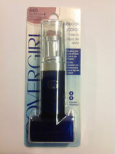 CoverGirl Continuous Color Lipstick ( Two-Tone Taupe  #440 ) NEW.