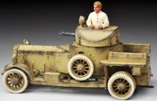 THOMAS GUNN WW1 BRITISH LOA008 ROLLS ROYCE ARMORED CAR WITH LAWRENCE MIB
