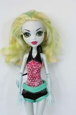 Monster High Lagoona Blue First Wave Doll w Pet Accessory