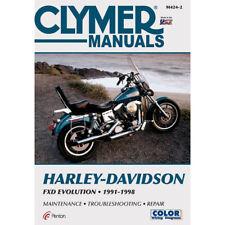 Clymer Workshop Manual Service Repair Harley-Davidson FXD Twin Cam 88 1999-2005