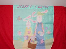 Happy Easter Flag Vintage Home Interiors & Gifts