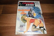 CALLGIRL # 47 -- KNALLEFFEKT in PARIS // SEX - KRIMI - ACTION aus den 1970ern