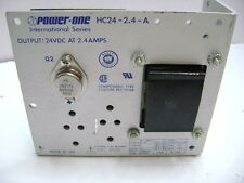 2696  Power-One HC24-2.4-A  Power Supply