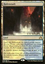 Hafenstadt FOIL / Port Town | NM | Prerelease Promo | GER | Magic MTG