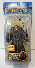 "DENETHOR STEWARD OF GONDOR LORD OF THE RINGS 6"" INCH FIGURE LOTR TOYBIZ"