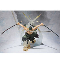 One Piece Zoro Battle Ver Rengoku Figuarts Zero Figure Bandai ORIGINALE