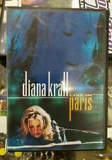 Diana Krall - Live in Paris (DVD, 2002)