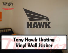 Tony Hawk Skating Vinyl Wall Sticker