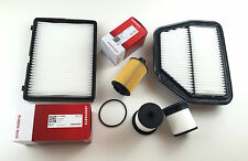 FILTER SET OIL FILTER POLLEN FILTER AIR FILTERS 2x FUEL CAPTIVA C100 C140 2.2D
